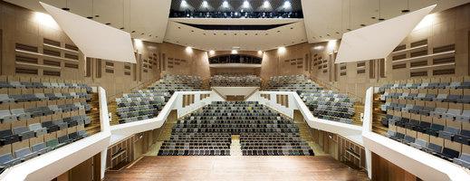 Frits Philips Concert Hall in Eindhoven | Concert halls | Niels van Eijk