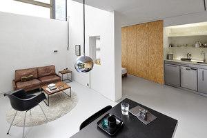 Wohnen im Minimalraum | Living space | wiewiorra hopp schwark architekten