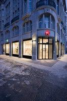 Friedrichstadtapotheke | Shop interiors | wiewiorra hopp architekten