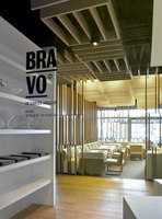 Bravo 24 | Restaurantes | IsabelLopezVilalta + Asociados