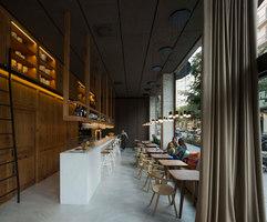 Barton Restaurant | Restaurant interiors | IsabelLopezVilalta + Asociados