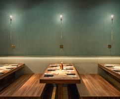Restaurant NYB | Restaurant interiors | IsabelLopezVilalta + Asociados