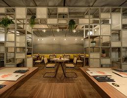 Restaurant NYB | Ristoranti - Interni | IsabelLopezVilalta + Asociados