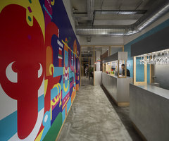 Tandoor Restaurant | Diseño de restaurantes | IsabelLopezVilalta + Asociados