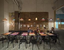 Tandoor Restaurant | Restaurant interiors | IsabelLopezVilalta + Asociados