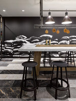 Masseria | Restaurant interiors | Burdifilek