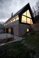 House at The Pyrenees | Detached houses | Cadaval & Solà-Morales