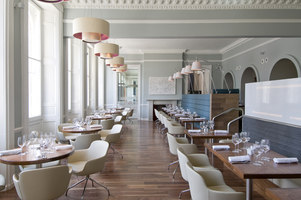 Elliot's Restaurant & Bar | Bar interiors | Ian Springford