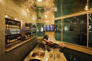 Primewinebar | Bar interiors | Thomas Sandell
