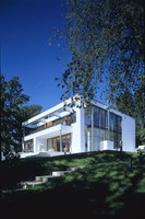 White cube on a hillside | Detached houses | Dibelius Architekten