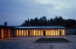 Education Center Nyanza | Scuole | Dominikus Stark Architekten