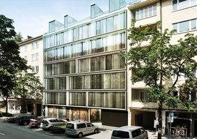 Überbauung Augustenstraße 29 | Mehrfamilienhäuser | tools off.architecture