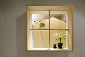 A hut on the corridor | Oficinas | Tsubasa Iwahashi Architects