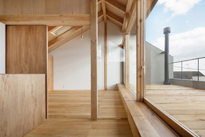 Ullakko | Detached houses | Tsubasa Iwahashi Architects