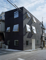 YNH | Semi-detached houses | yHa architects