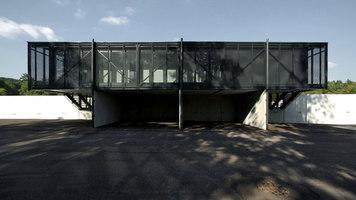 metal recycling plant, ODPAD PIVKA | Industrial buildings | dekleva  gregoric arhitekti