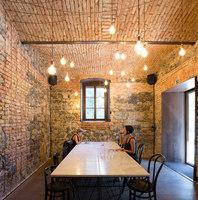 Bistro EK | Restaurant interiors | dekleva  gregoric arhitekti