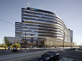 ANZ Centre | Office buildings | HASSELL