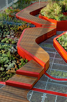 Burnley Living Roofs | Universitäten | HASSELL