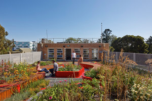 Burnley Living Roofs | Università | HASSELL