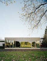 Café Pavilion | Restaurants | architekten martenson und nagel theissen