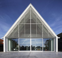 House in a church   Detached houses   Ruud Visser. Architect.