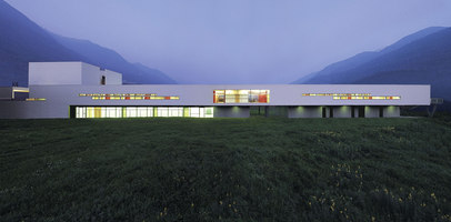 New Professional Training School in the Sondrio Campus | Scuole | LFL architetti