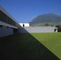 New Professional Training School in the Sondrio Campus | Schulen | LFL architetti