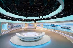 Al Jazeera Doha | Verwaltungsgebäude | Veech x Veech