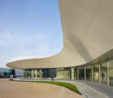 Al Jazeera Doha | Bâtiments administratifs | Veech x Veech