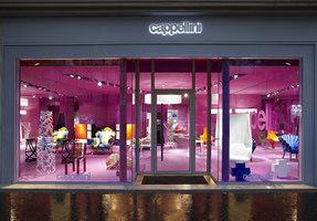 Cappellini flagship store | Manufacturer references | Bolon