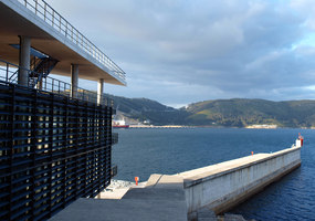 CCS Control and Services Center for the Port Authority of Ferrol | Industrial buildings | Diaz & Diaz Arquitectos