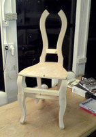 Click Clack chair | Making-ofs | Nigel Coates