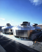 National Centre for Popular Music | Concert halls | Nigel Coates