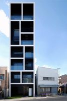 Apartment in Katayama | Case plurifamiliari | Mitsutomo Matsunami Architect & Associates