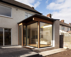 House extension and refurbishment | Detached houses | Carson & Crushell Architects