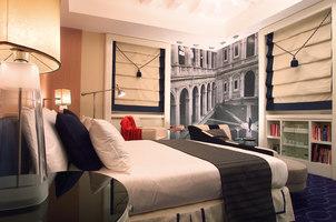Hotel Aleph | Alberghi | Tihany Design