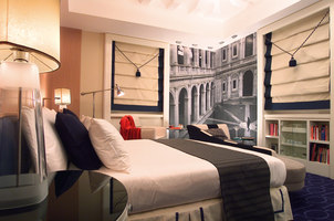 Hotel Aleph | Hotels | Tihany Design