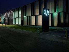 GLAS ITALIA Headquarters | Office buildings | Piero Lissoni