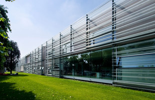 Living Divani Headquarters | Office buildings | Lissoni Associati + LissoniArchitettura + GraphX