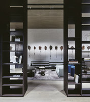 Roomers Hotel Baden-Baden | Hotel interiors | Lissoni & Partners