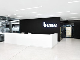 bene Showroom | Showrooms | SOLID architecture