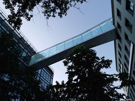 Skywalk | Bridges | SOLID architecture
