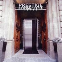Hotel Prestige | Intérieurs d'hôtel | GCA Arquitectos Asociados