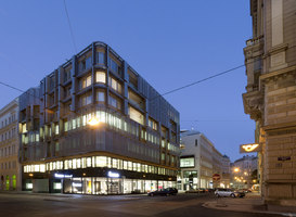 Office and Residential Building Neutrogasse | Edificio de Oficinas | RATAPLAN Architektur ZT GmbH