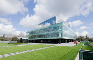 VAKKO Headquarters and Power Media Center | Office buildings | REX