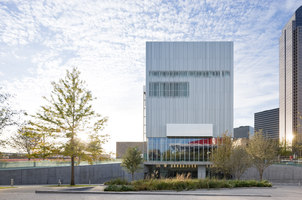 Dallas Center of the Performing Arts | Théâtres | REX/OMA