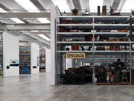 Museum for Industry and Labour, Rodengo | Musei | Jan Kleihues