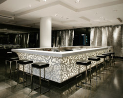 Hotel Puerta America - Creation and decoration of the restaurant | Restaurant-Interieurs | Christian Liaigre