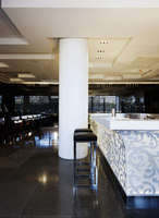 Hotel Puerta America - Creation and decoration of the restaurant | Diseño de restaurantes | Christian Liaigre